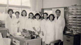 土屋眼科医院開業当時